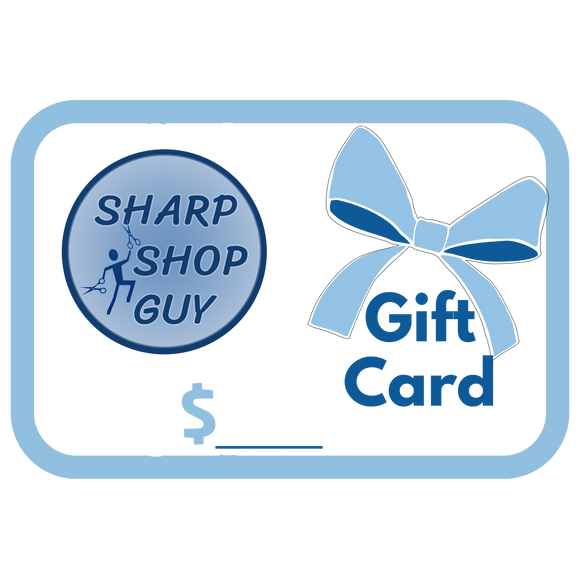 Sharp Shop Guy Gift Card