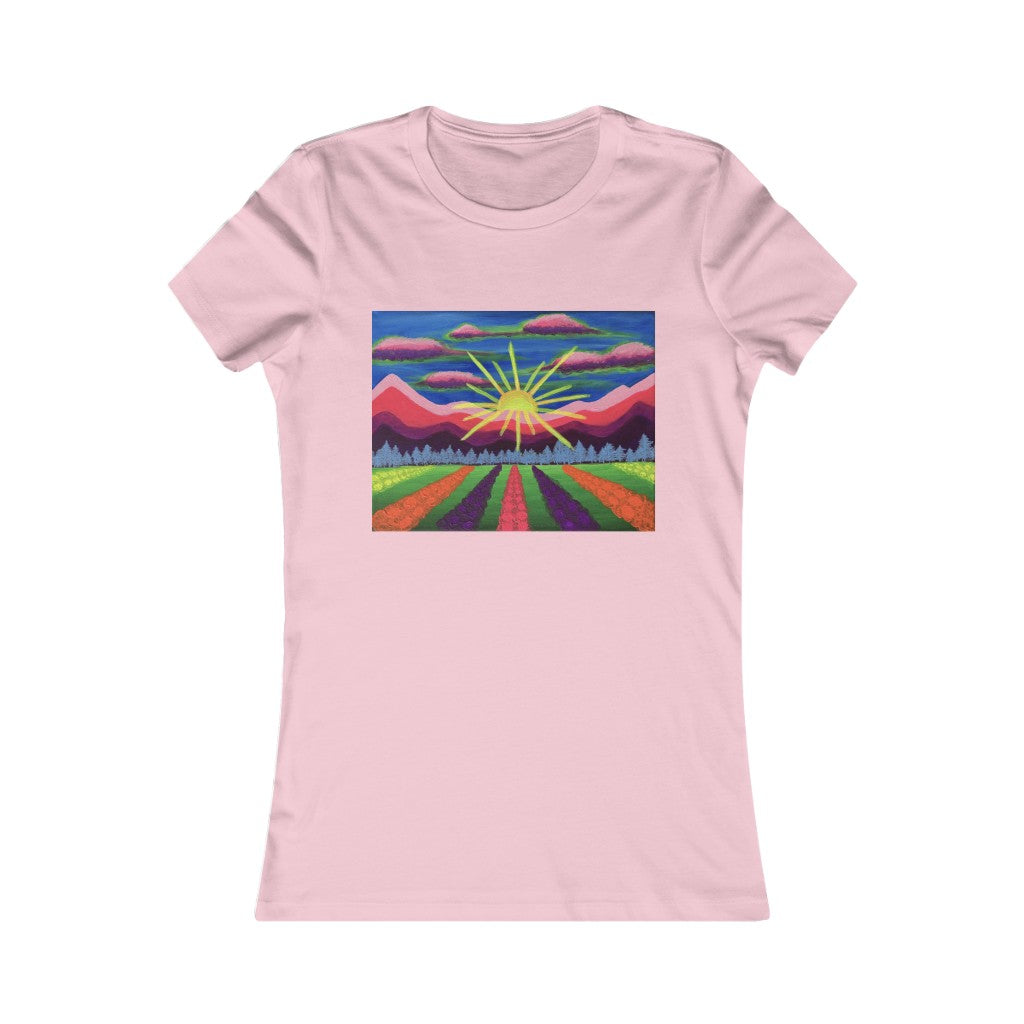 Neon Dream Women's T-shirt