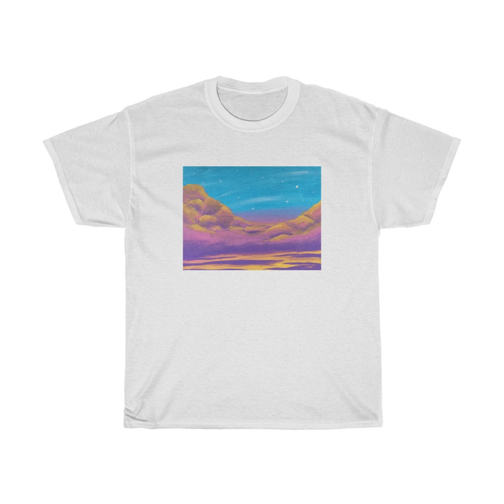 Floating in the Air Men's T-shirt