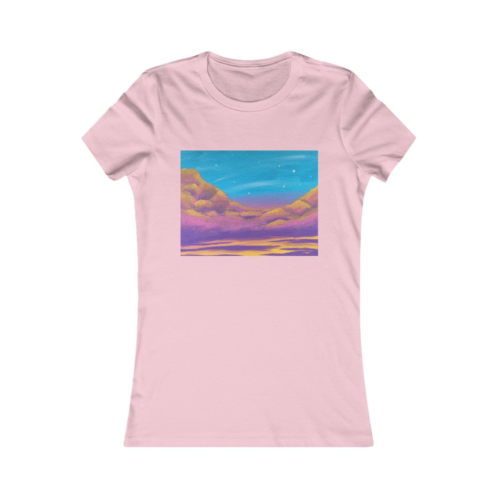 Floating in the Air Women's T-shirt