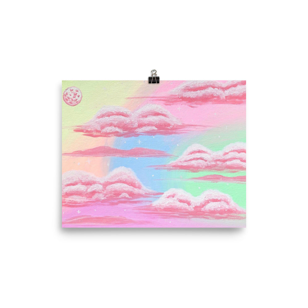 Dream Clouds Print