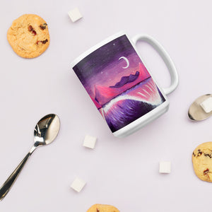 Learning How To Fly Mug