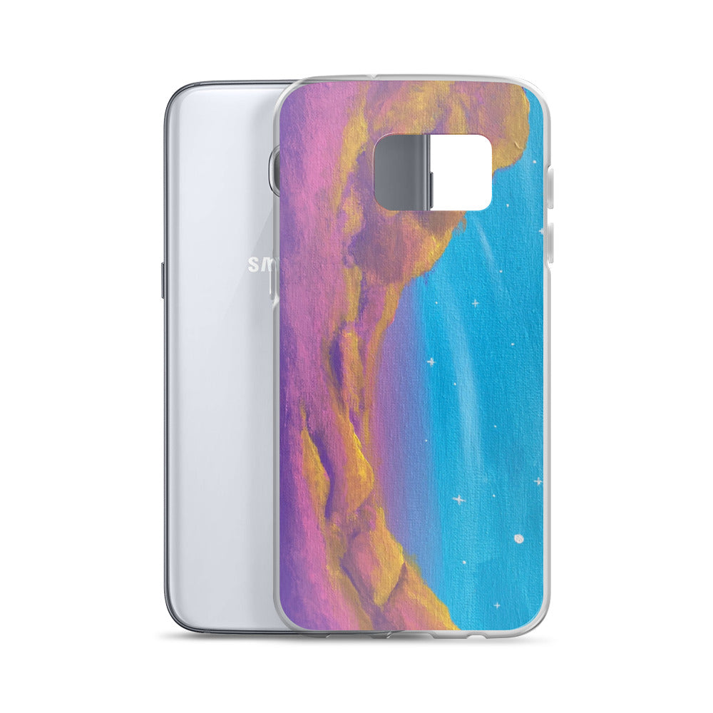 Floating in the Air SamsungCase
