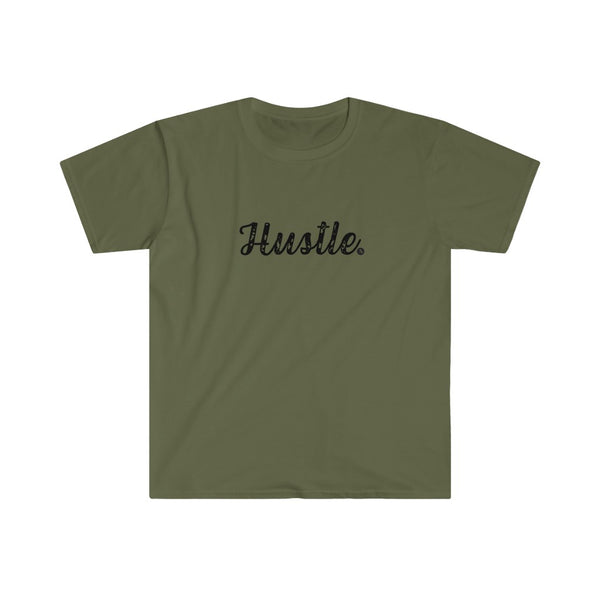 Hustle Fitted Short Sleeve Tee