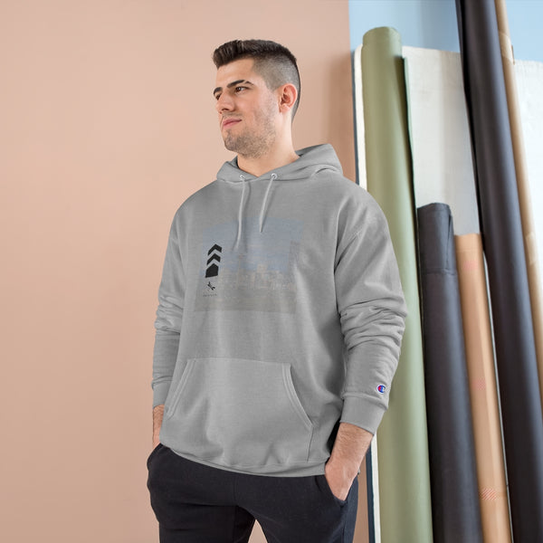 Boost Hometown Champion Brand Hoodie