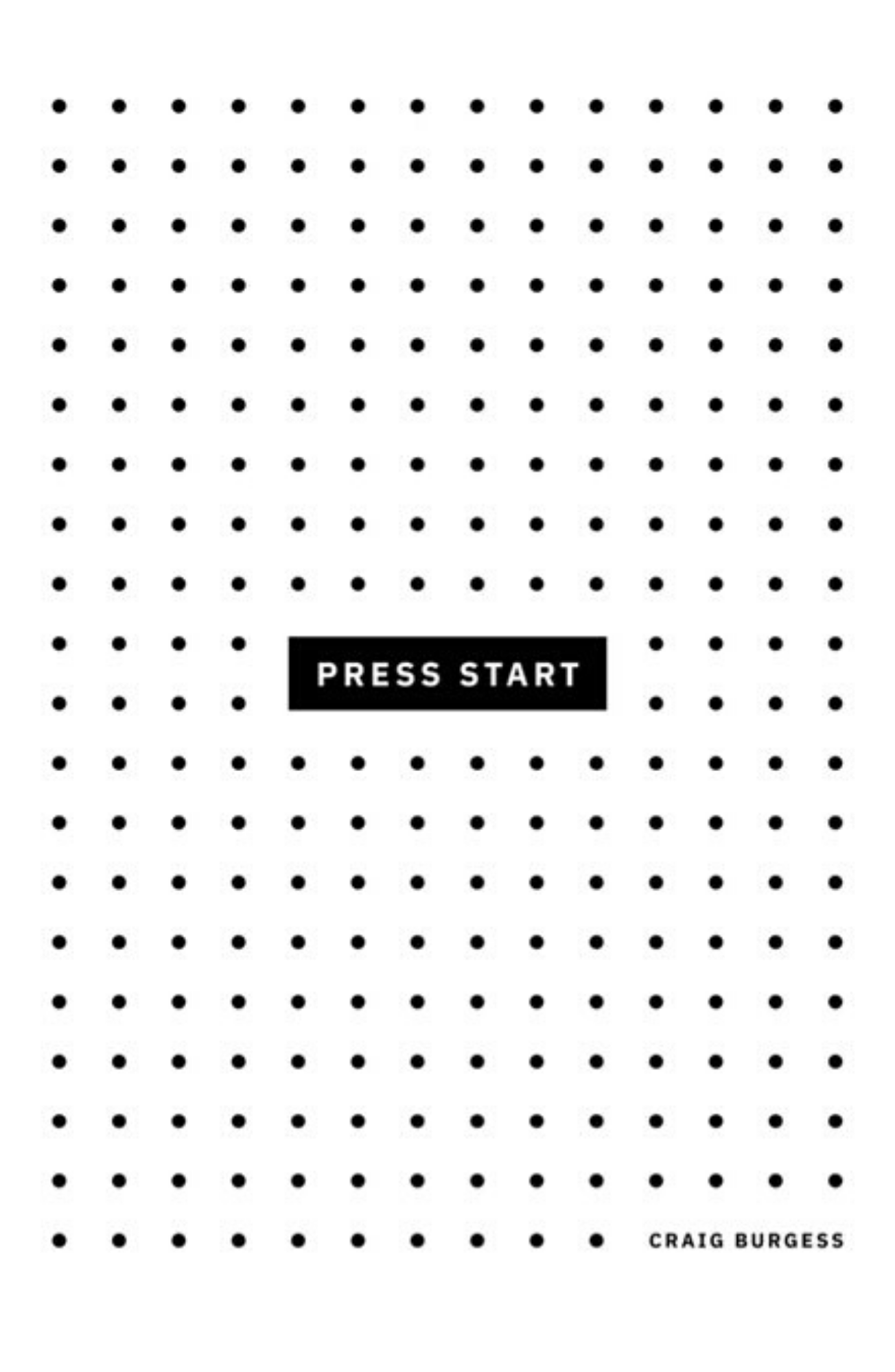 Press Start - Craig Burgess (Digital Copy)
