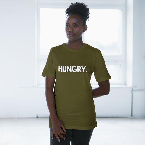 Are You Hungry? Unisex Deluxe T-shirt
