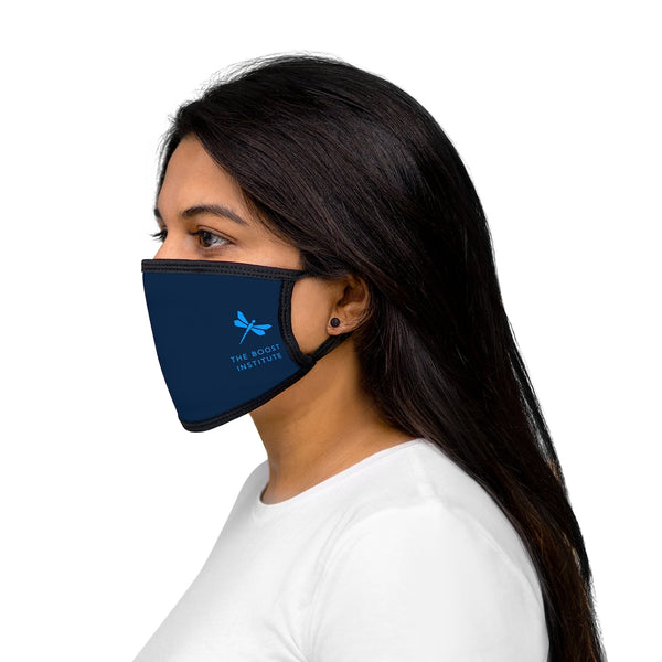 Boost Institute IG Mixed-Fabric Face Mask