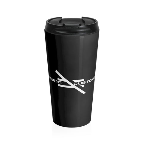 Student Not Customer Travel Mug