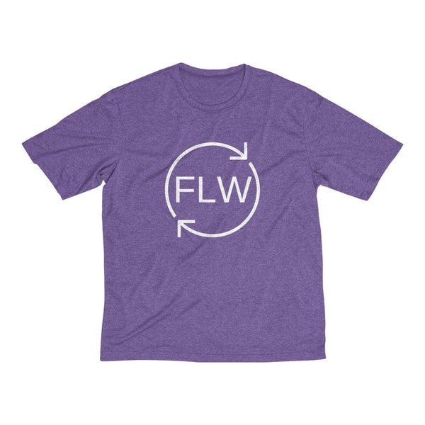 FLW Men's Heather Dri-Fit Tee