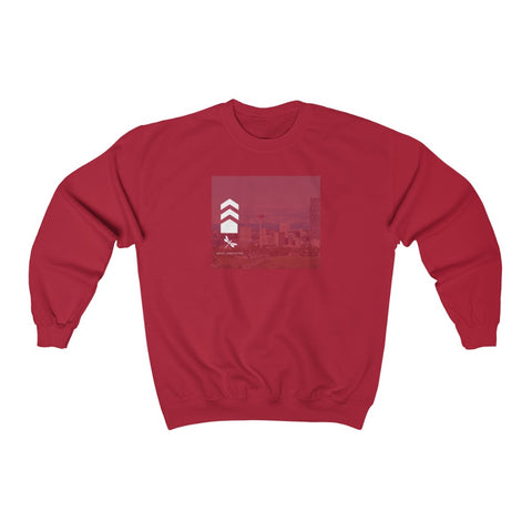 Boost Hometown Unisex Crewneck Sweatshirt