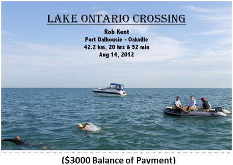 Lake Ontario Crossing Registration (balance of payment)