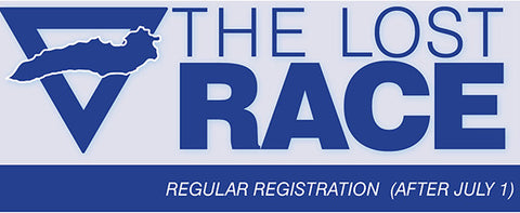 The LOST Race entry ..... (after July 1) - $55