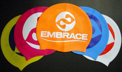 Silicone Swimming Cap - Embrace Open Water (EOWS)