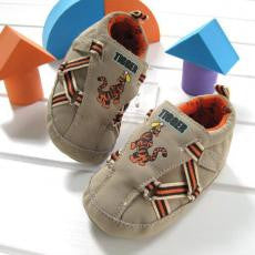PREWALKER MotherC*re TIGGER Beige Shoes [SHOES_B16_A]