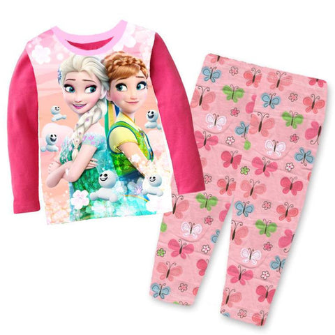 READY STOCK: FROZEN Pyjamas 8Y-12Y [PJBM_BIGG_A16]