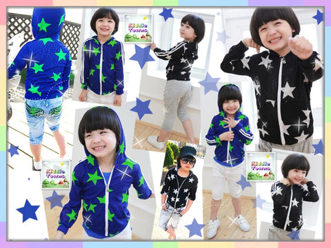 SALES: STARS Hoodies Jackets [JACKET_STARS]