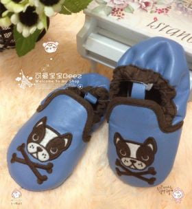 PREWALKER OLD N*VY Dog Shoes (BLUE) [SHOES_B018_D]
