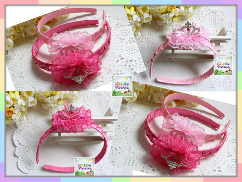 READY STOCK: Crown Hairband [BAND_A06]