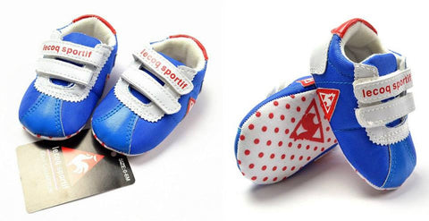 PREWALKER Lec*q Sportif Blue Shoes [SHOES_B039]