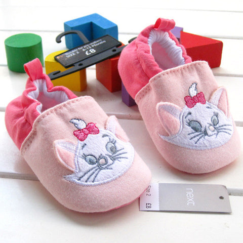 PREWALKER MotherC*re Kitty Cat Shoes (PINK) [SHOES_G018_B]