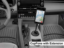 Load image into Gallery viewer, WeatherTech CupFone with Extension 8ACF1-81CF15