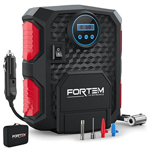 Digital Portable Air Compressor - Tire Inflator
