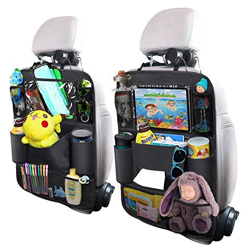 Backseat Car Organizer, 2 Pack