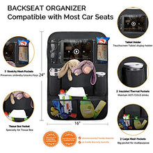 Load image into Gallery viewer, Backseat Car Organizer, 2 Pack