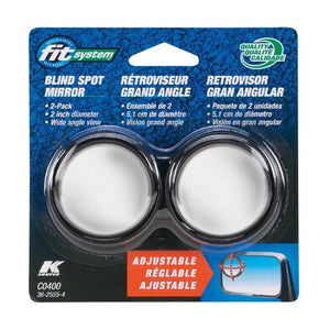 Blind Spot Mirrors – Pack of 2