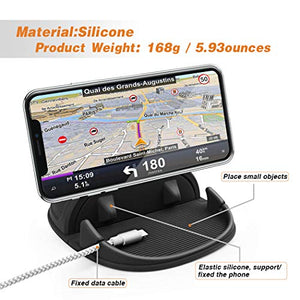 Car Phone Silicone Holder Mount