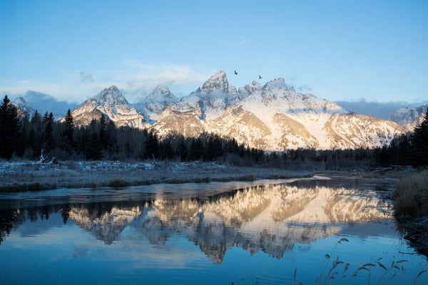 The Tetons Jackson Wyoming - Nuvo Magazine