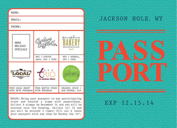 Holiday Passport Kickoff - Support Local Businesses | MADE