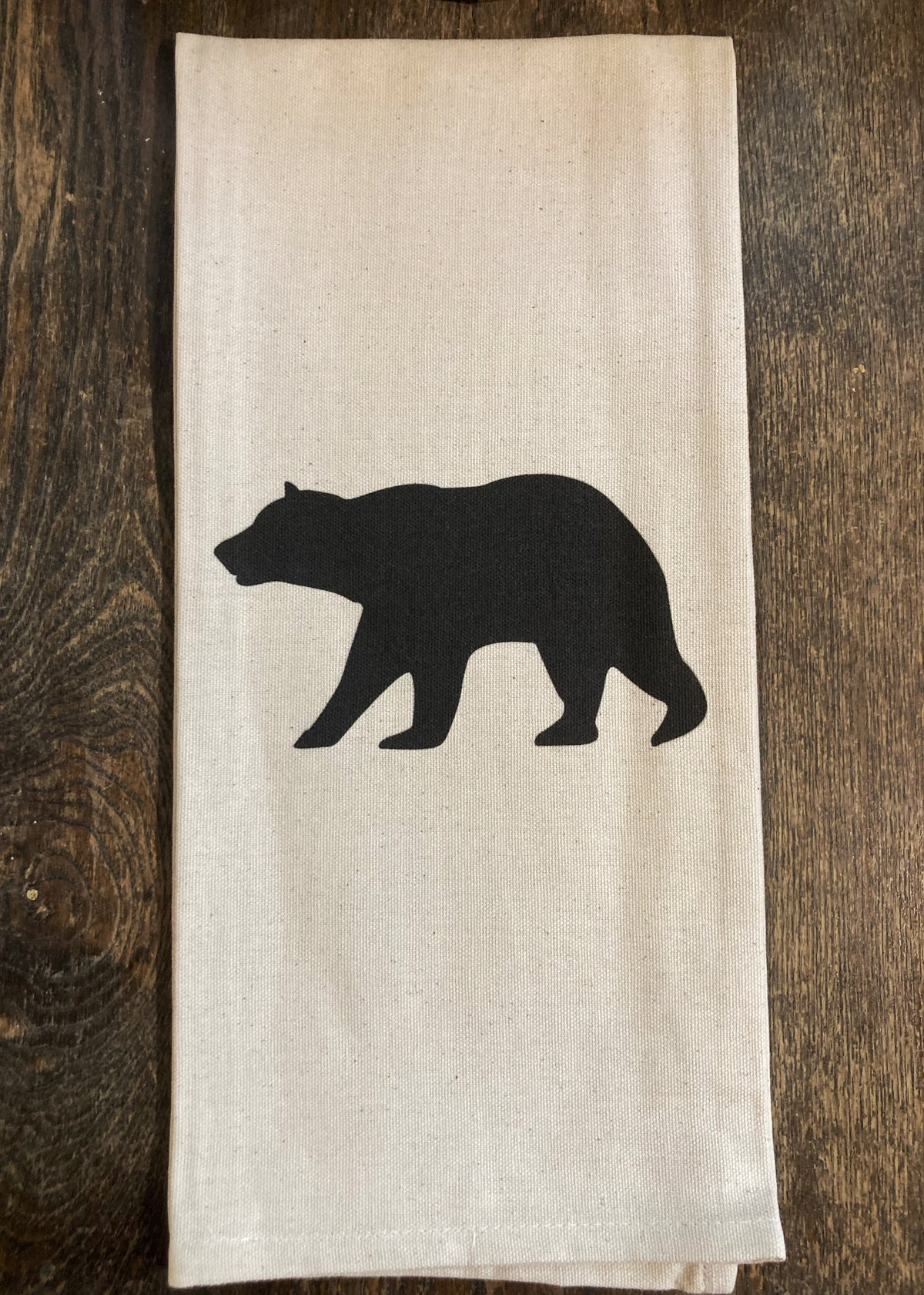 Bear Tea Towel