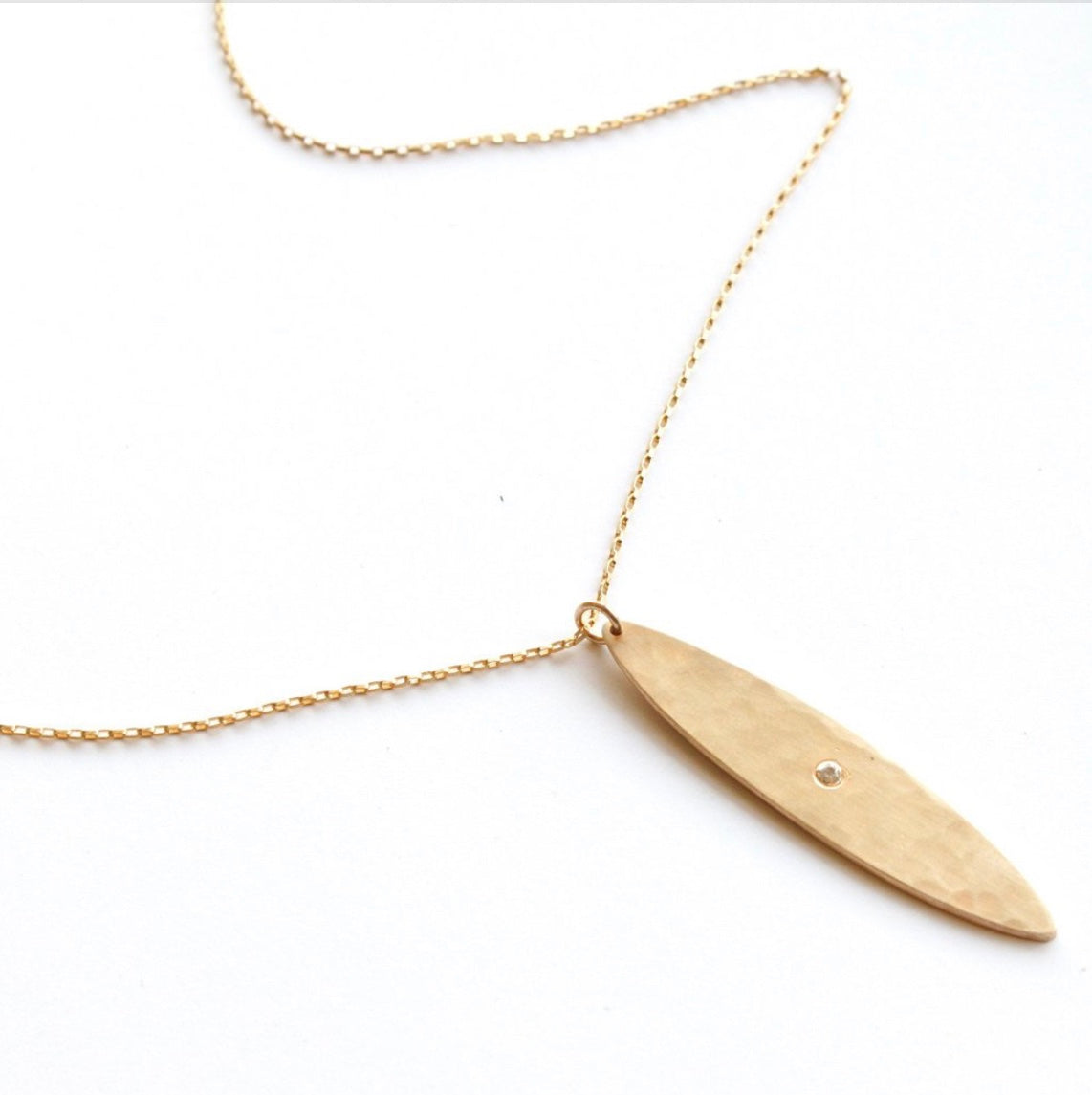Pea in the Pod Necklace