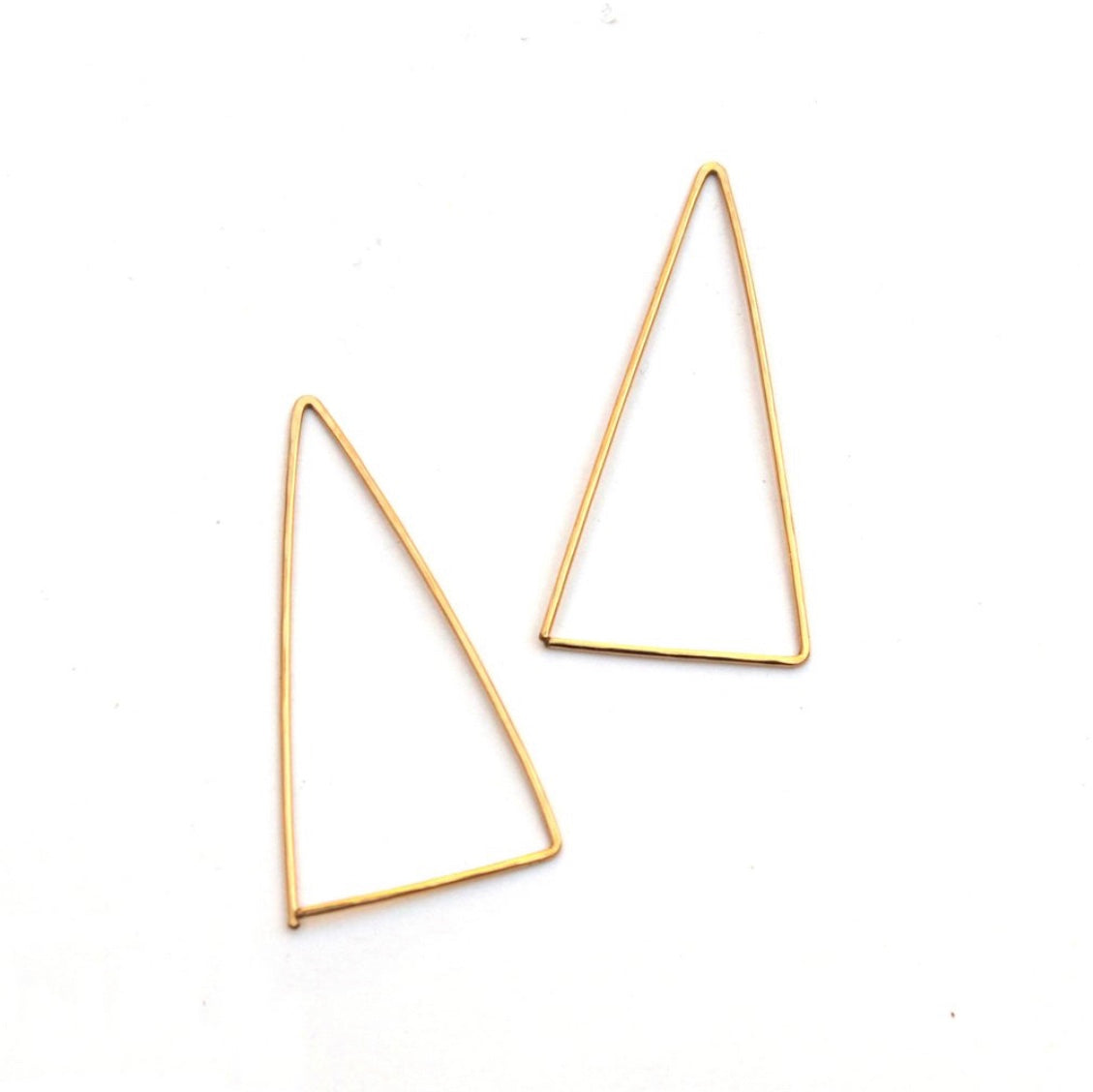 Pin Point Threader Hoops
