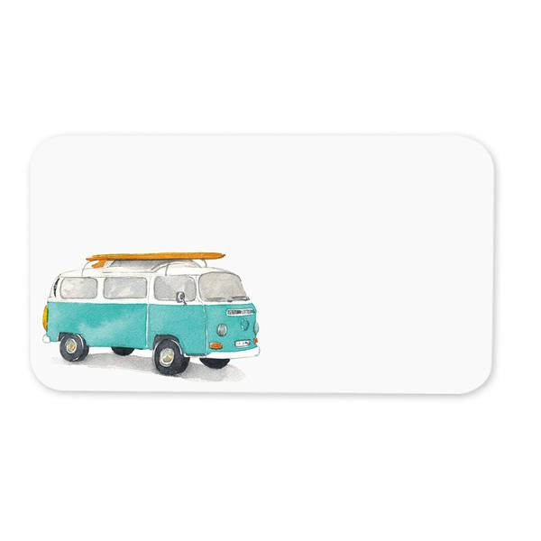 Surf Van Little Notes