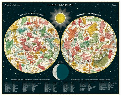 Constellations 1000 Piece Puzzle