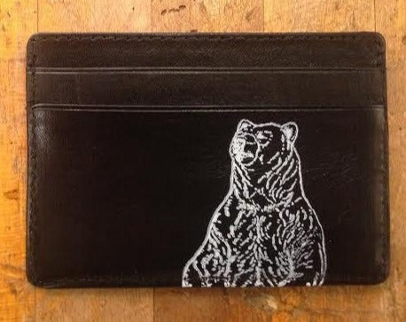 Bear ID Holder