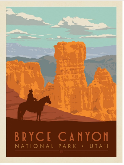 Bryce Canyon National Horse