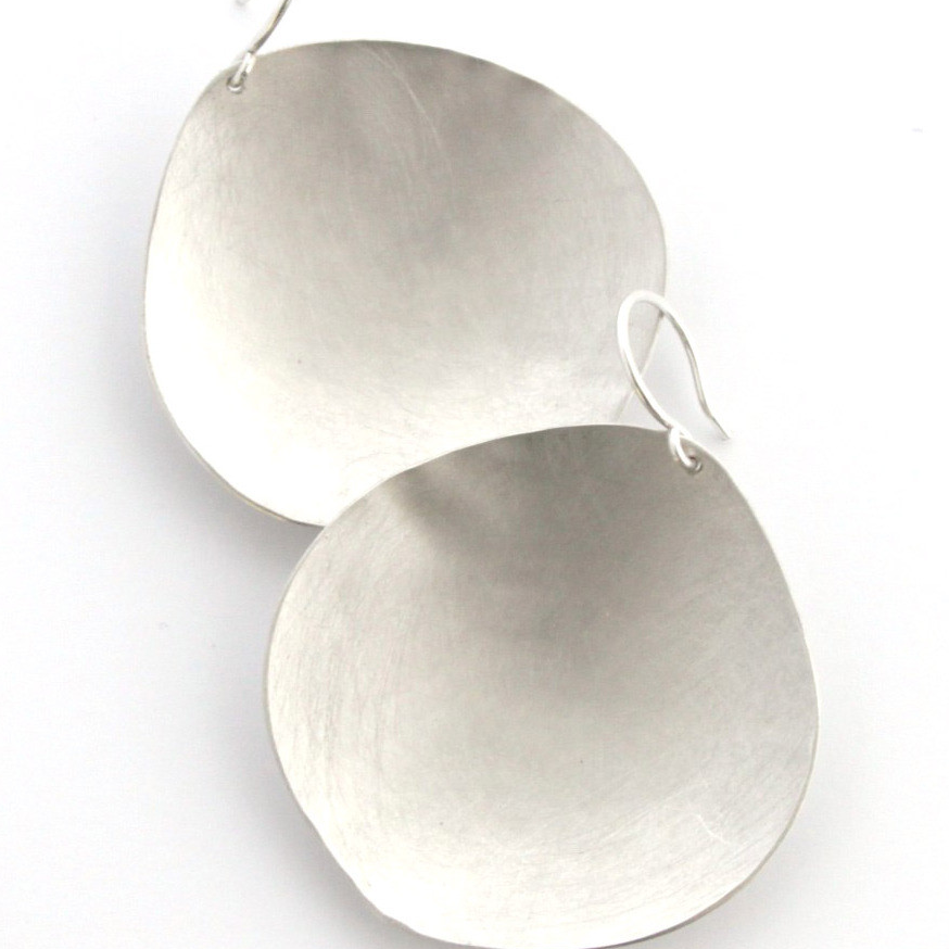 b8dde2993 14K Gold Fill · Sterling Silver · Aspen Leaf Earrings