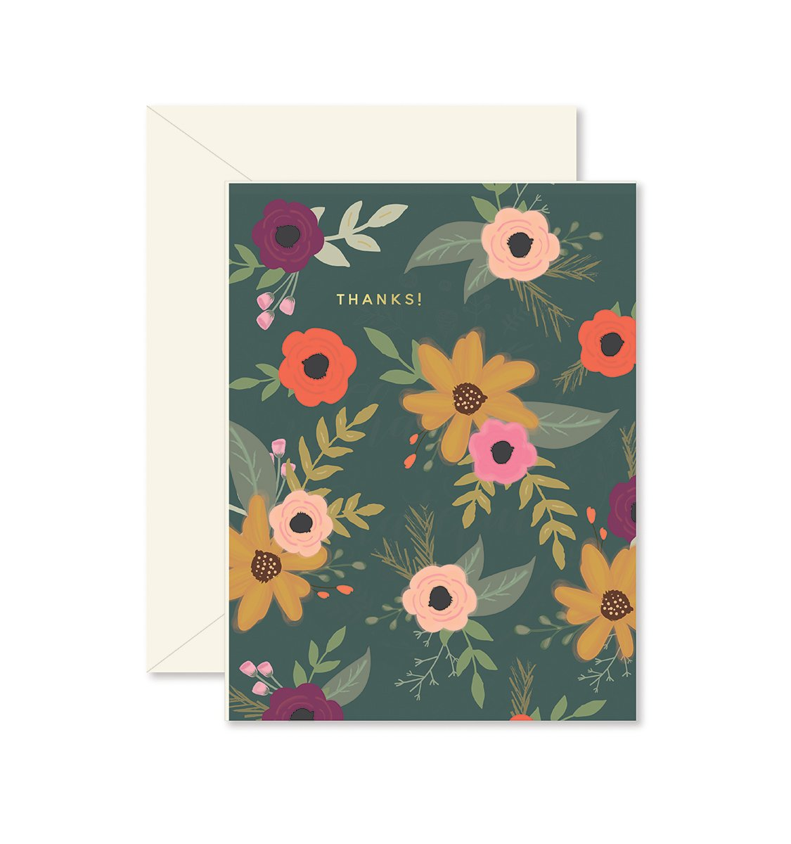 Floral Thanks Box Set