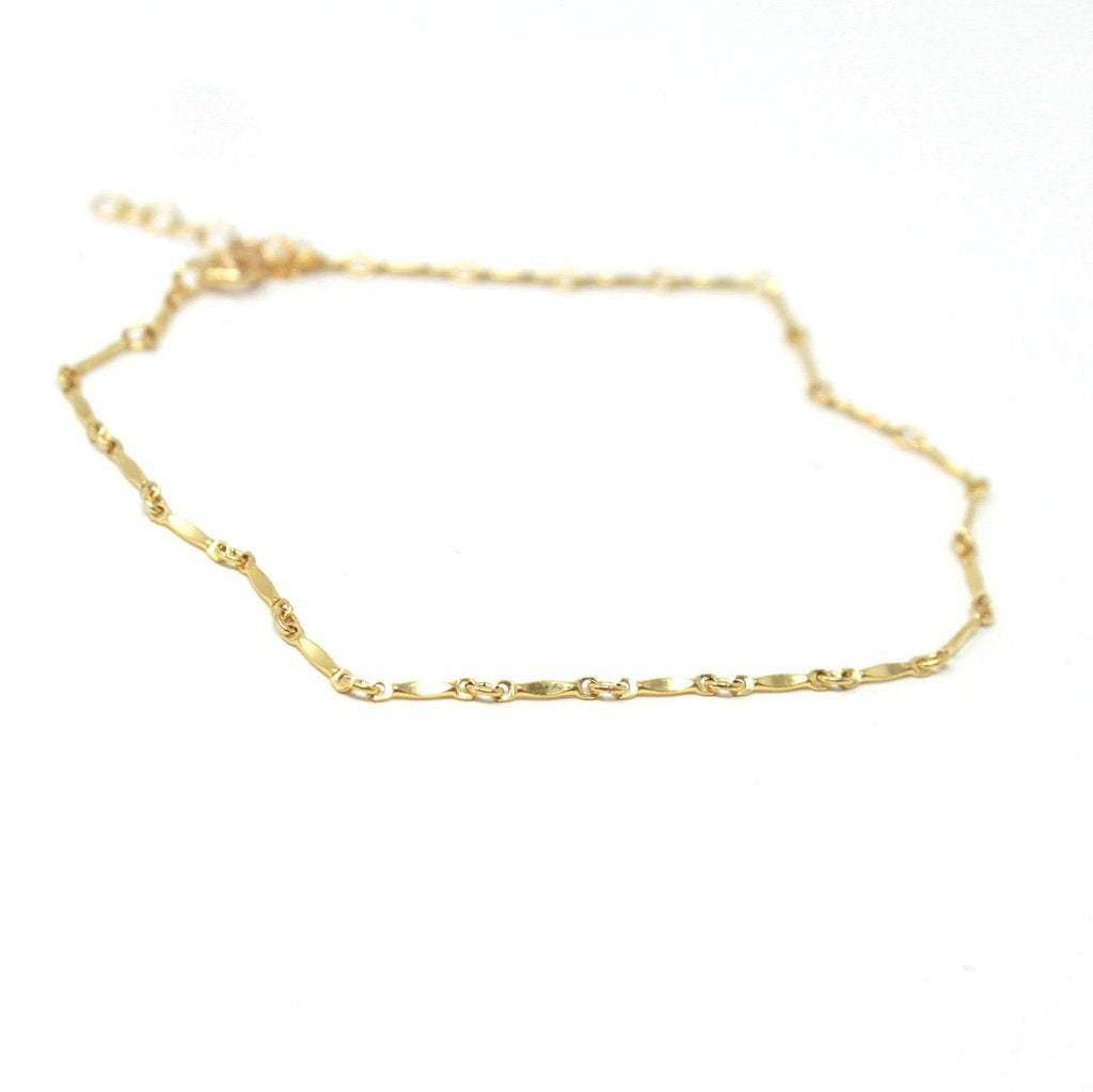 Dapped Bar Anklet