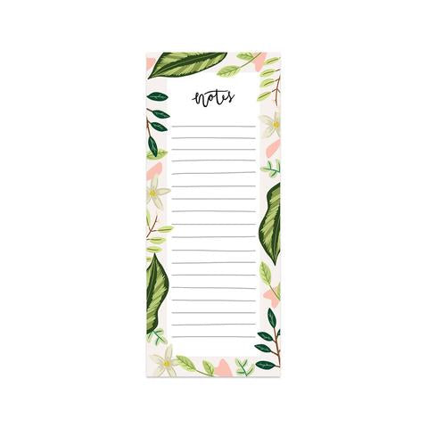 Leaves Notepad