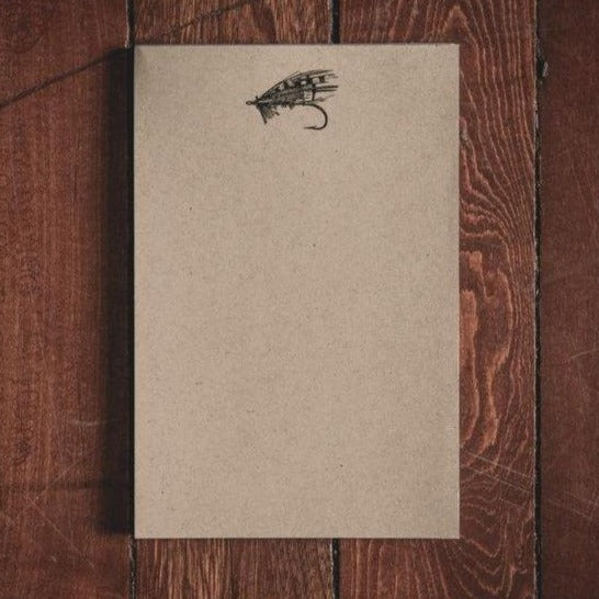 Fly Fishing Notepad