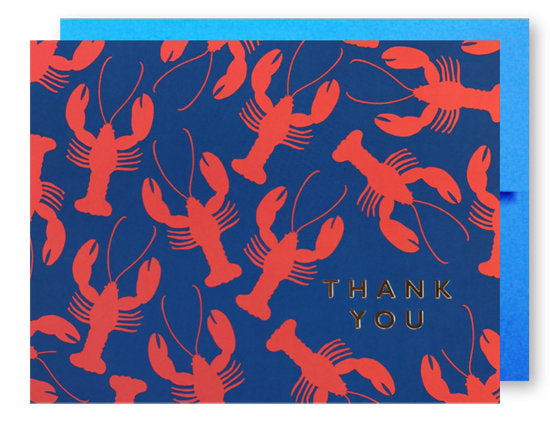 Lobsters Thank You Box Set