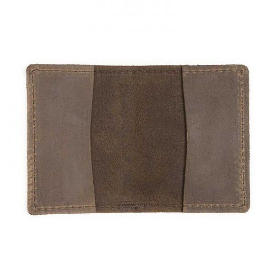 Leather Departure Card Holder