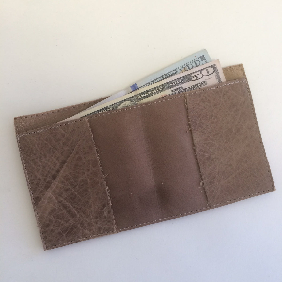 Assorted Leather Billfold Wallets