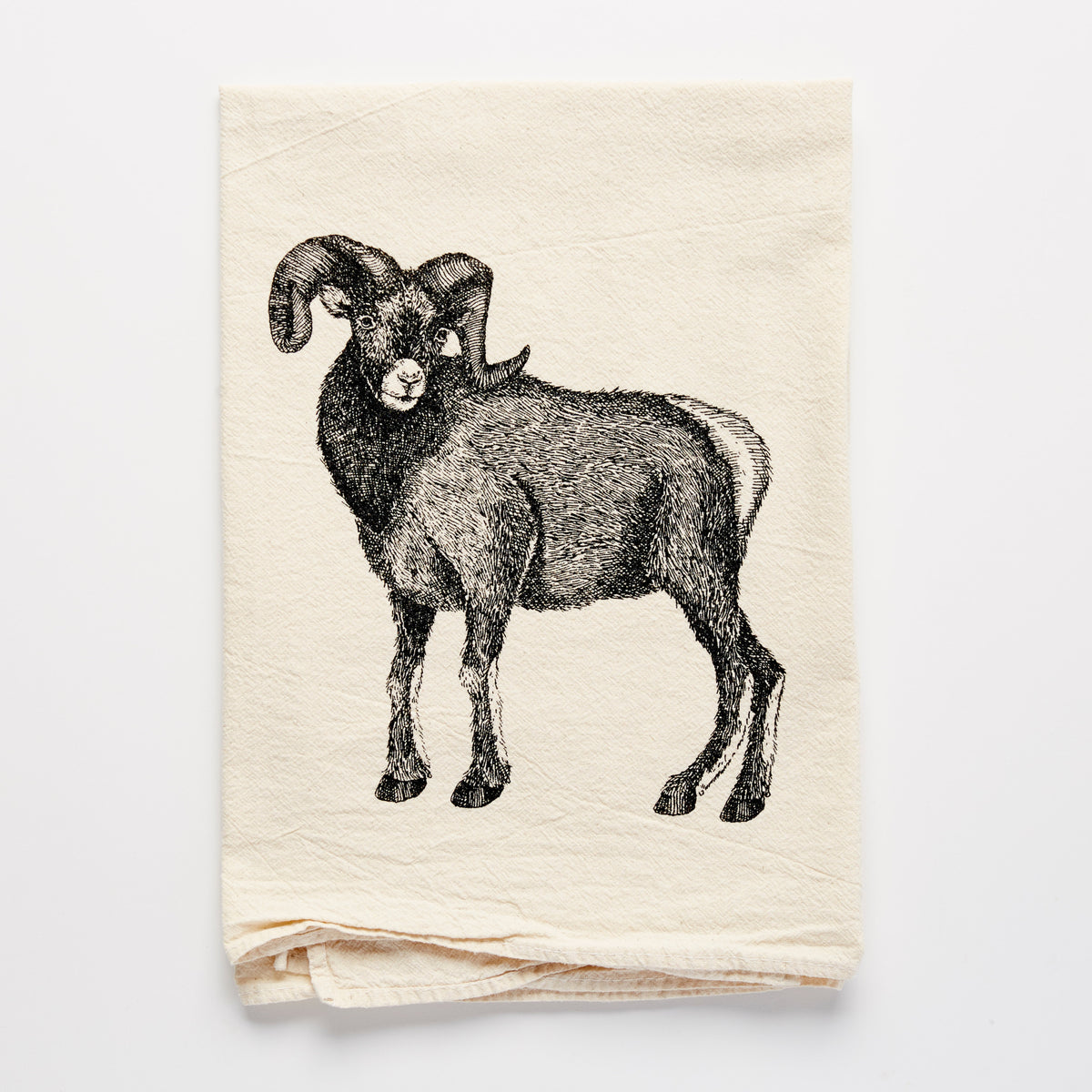 Ram Flour Sack Tea Towel