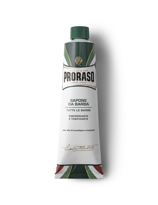 Proraso Shaving Cream: Refreshing & Toning